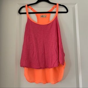 2 for $10 - Hollister Tank Top - Size L